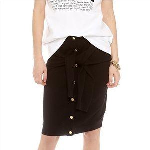 DKNY x Opening Ceremony Tie Waist Skirt